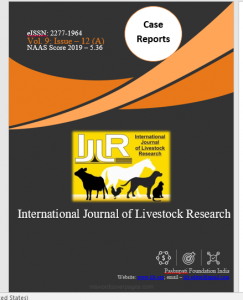 Home - International Journal of Livestock Research